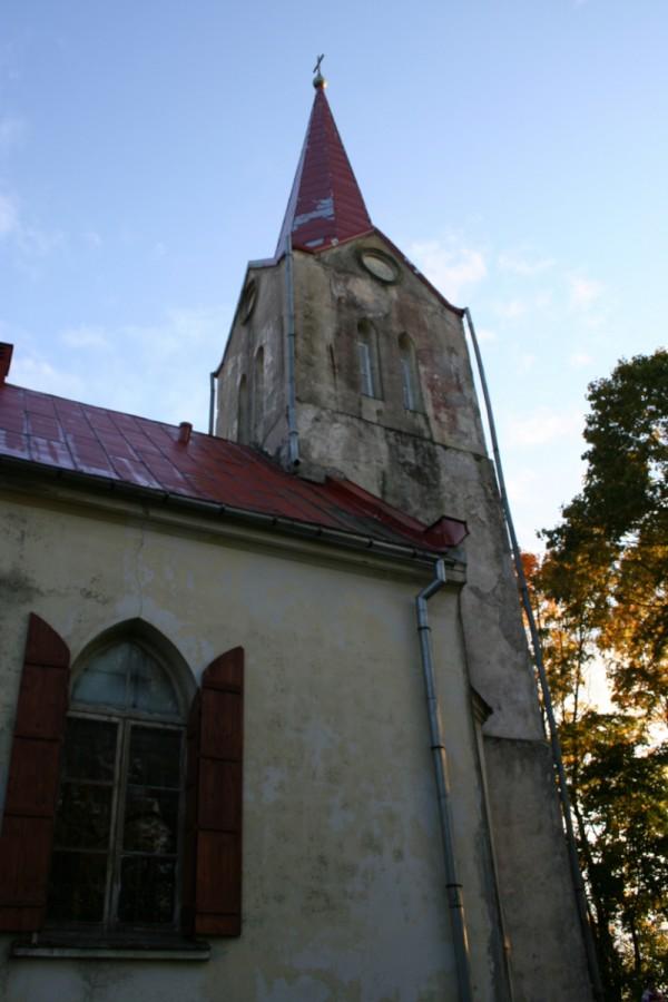 Aizkraukles lut. baznīca
