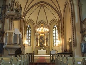 Rigas Sv.Trisvienibas lut. baznica