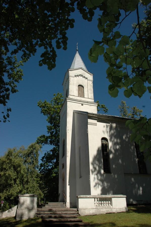 Pēterupes (Saulkrastu) ev. lut baznica
